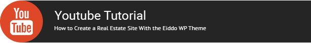 Eiddo - Real Estate and Realtor Theme - 1